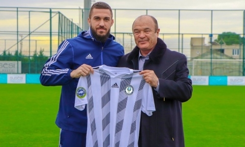 Сергей Хижниченко после ухода из «Астаны» подписал контракт с участником Лиги Европы