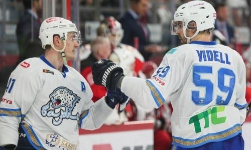 Смывая позор. «Барыс» в пятый раз за сезон победил «Автомобилист» в матче КХЛ