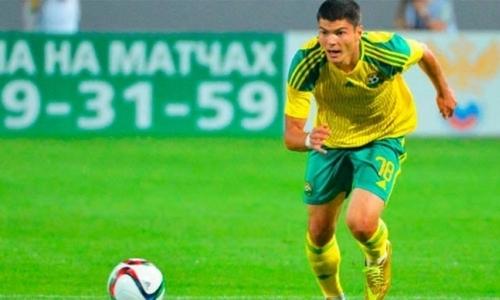 В Казахстан перешел восьмой игрок ФНЛ