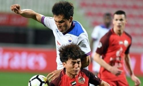«Исламхан способен на большее». Узбекский взгляд на первого казаха в чемпионате ОАЭ