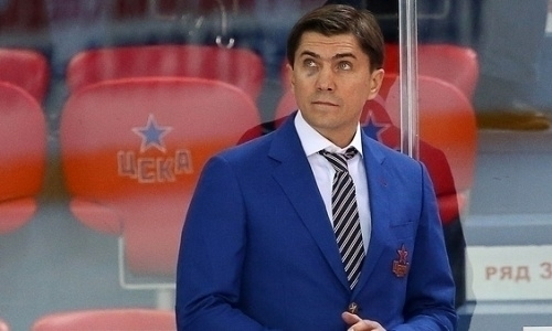 «Судьба вернула нам должок». Тренер ЦСКА прокомментировал домашнее поражение от«Барыса»