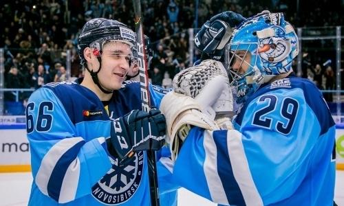 Определился пятый участник плей-офф КХЛ изконференции «Барыса»
