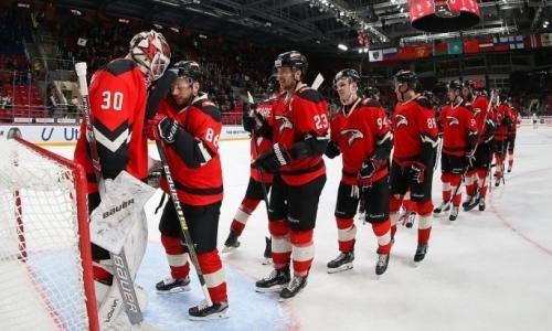 «Авангард» одержал вторую подряд победу вКХЛ иувеличил отрыв от«Барыса»