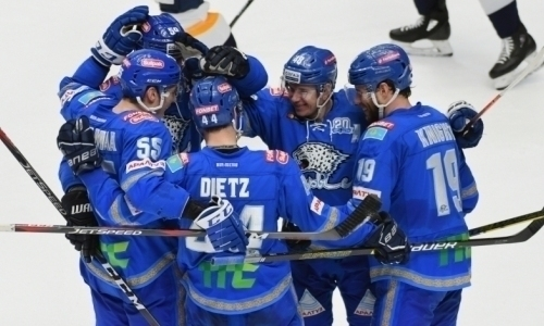 «Мыслями уже...». КХЛ оценила шансы «Барыса» улучшить турнирное положение после победы над ЦСКА