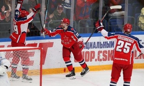 «Надо отдать должное». В ЦСКА признали превосходство «Барыса»