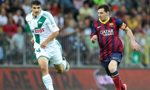 «Колебания огромны». Забивавший «Барселоне» игрок пугает европейцев условиями в Казахстане