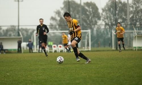«Кайрат-Жастар» разгромил молодежку «Ростова» в товарищеском матче