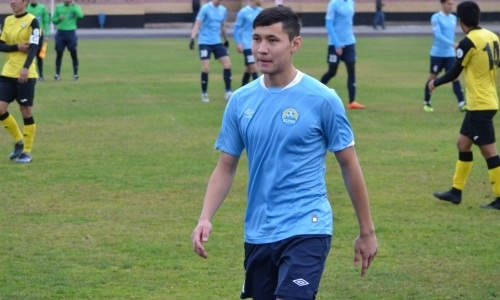 20-летний форвард близок к возвращению в «Алтай»