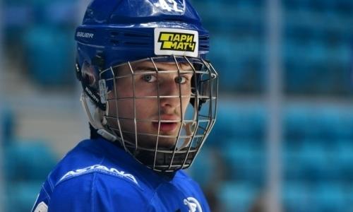 Шайба игрока «Снежных Барсов» — в ТОП-10 голов недели МХЛ