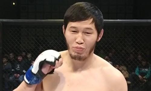 Казахстанский боец сразится с россиянином за титул чемпиона Fight Nights Global