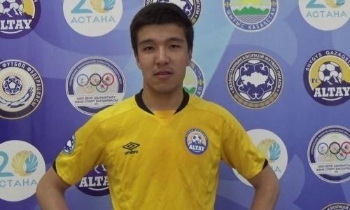 Казахстанский нападающий с 34 голами в 90 матчах находится на просмотре в «Акжайыке»