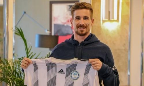 Призер КПЛ-2019 объявил о подписании португальского футболиста