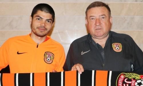 «Шахтер» оформил трансфер бывшего футболиста молодежной сборной России