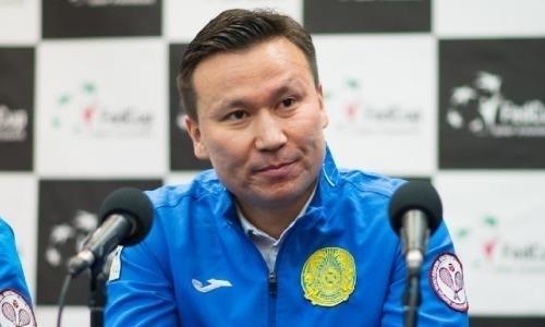 Доскараев покинул пост вице-президента Федерации тенниса Казахстана. Названа причина