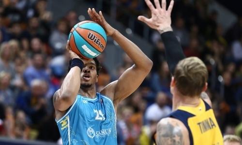 Несмотря на эффектный камбэк «Астана» проиграла третий матч подряд в лиге ВТБ