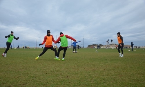 «Кызыл-Жар СК» проиграл македонскому клубу в товарищеском матче