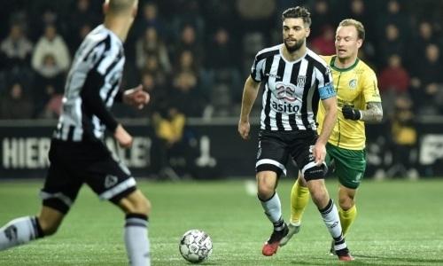 Голландский клуб без футболиста сборной Казахстана сенсационно проиграл аутсайдеру