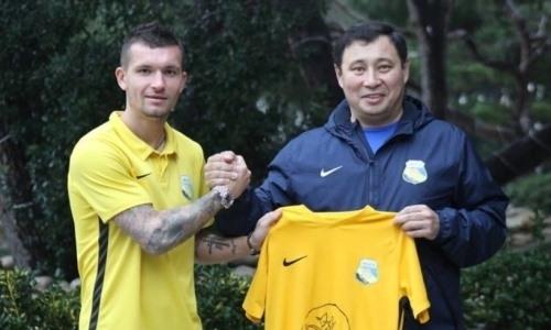 Новичок КПЛ подписал экс-игрока «Зенита» и полузащитника с опытом игры в Европе