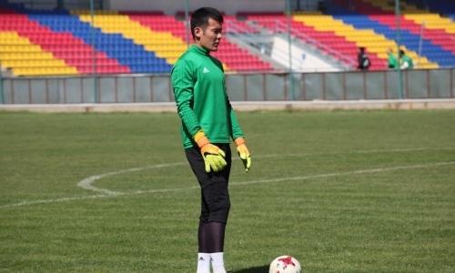Экс-вратарь «Атырау» близок к переходу в «Академию Оңтүстік»