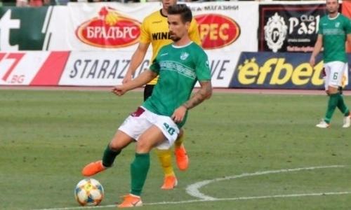 Играл за сборную Португалии и в группе Лиги Европы. Кто призван усилить «Ордабасы»