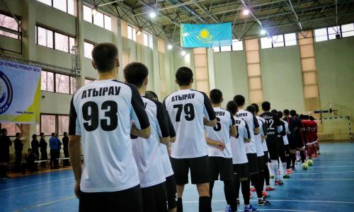 «Атырау» уверенно переиграл «Окжетпес» в матче чемпионата РК
