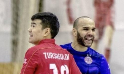 «Кайрат» одержал волевую победу над «Аятом» в матче чемпионата РК