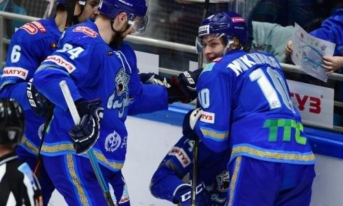 Вынести всех! «Барыс» победил «Сочи» и выиграл шестой подряд матч в КХЛ