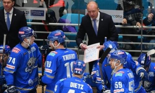 На бешеном ходу. Каково положение «Барыса» в таблице КХЛ после победы над «Сочи»