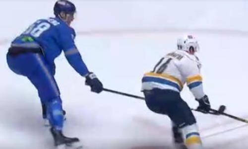 Видеообзор матча КХЛ, или Как «Барыс» одержал шестую победу подряд