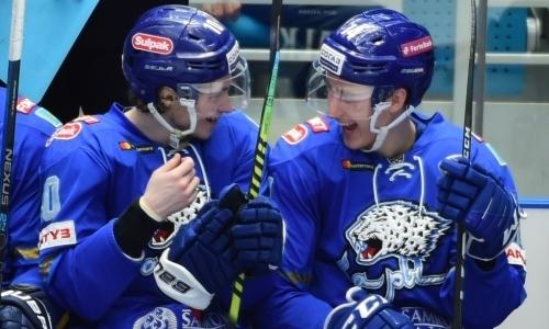 «Барыс» после шестой победы подряд вКХЛ получил приятные новости
