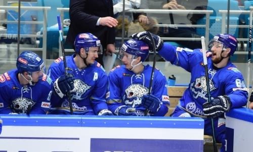 «Более выгодный». КХЛ отметила важность шестой подряд победы «Барыса»