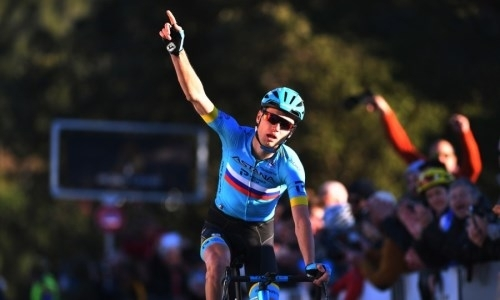 Гонщик «Астаны» лишился лидерства в общем зачете «Тура Прованса» перед финальным этапом