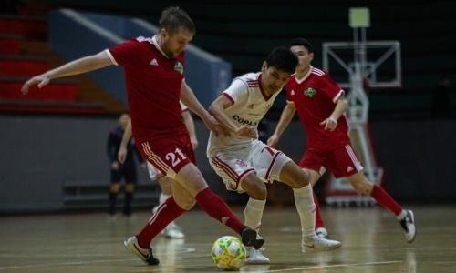 «Актобе» забил восемь голов в матче чемпионата РК