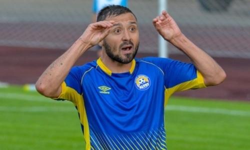 Известный казахстанский футболист покинул свой клуб