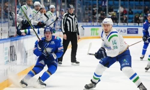 «Всерьез испугались». «Барысу» пригрозили сильным соперником и ранним вылетом в плей-офф КХЛ