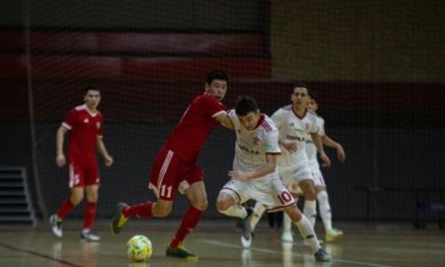 Забивший 11 голов «Актобе» вновь разгромил «Байтерек» в матче чемпионата РК