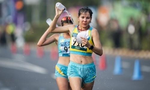 Казахстанская легкоатлетка выполнила норматив на участие в Олимпиаде-2020
