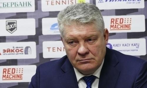 «Восемь минут мы играли неплохо». Тренер «Номада» назвал причину поражения от «Рубина»