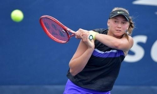 Казахстанская теннисистка впервые в истории страны вошла в ТОП-20 мирового рейтинга