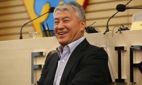 «За свои деньги сделал проект». Боранбаев рассказал о реконструкции стадиона для «Кайрата»