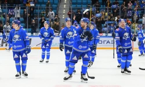 «Барыс» — «Сибирь»: где, когда и во сколько смотреть трансляцию матча КХЛ