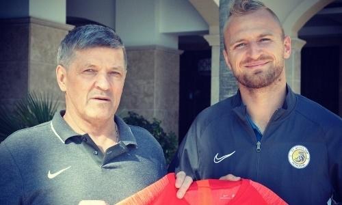 Покинувший «Тобол» игрок европейской сборной официально перешел в другой клуб КПЛ