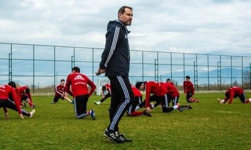 «Актобе» уволил нового главного тренера после первого же УТС