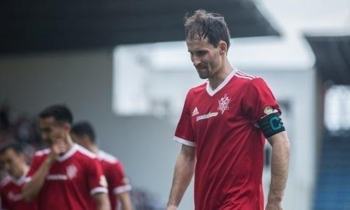 Известный российский футболист вернётся в «Актобе» после тренировок с конкурентом