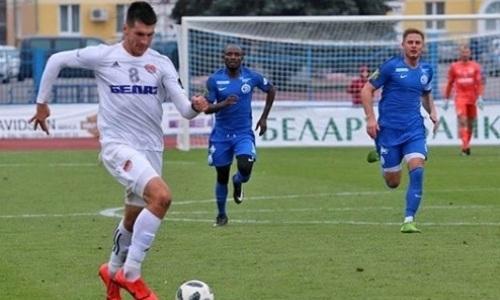 Завоевал два кубка с европейскими клубами. Каким легионером пополнил свой состав «Каспий»