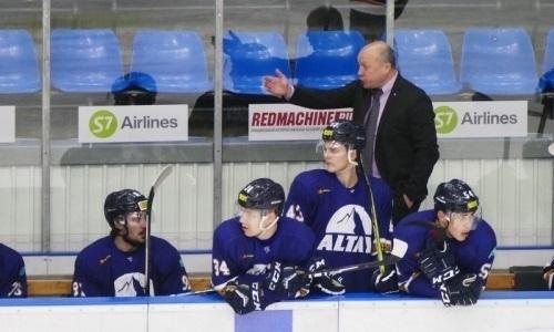 Букмекеры уверены в поражении «Алтая» в матче МХЛ