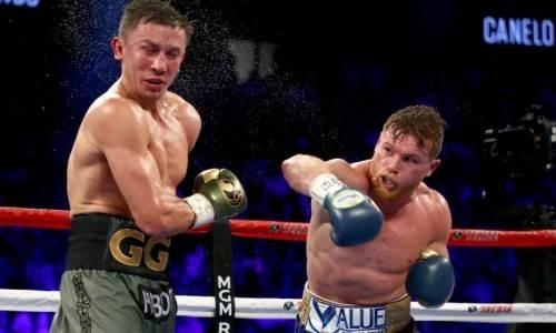 The Ring спрогнозировал победителя третьего боя Головкин — «Канело»