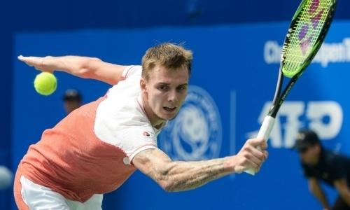 Бублик одержал победу на старте турнира ATP в Марселе