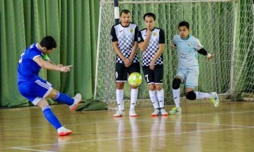 «Жетысу» взял реванш у «Каспия» в матче чемпионата РК
