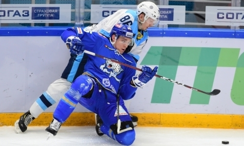 Досадная ситуация. Каково положение «Барыса» в таблице КХЛ после поражения «Сибири»
